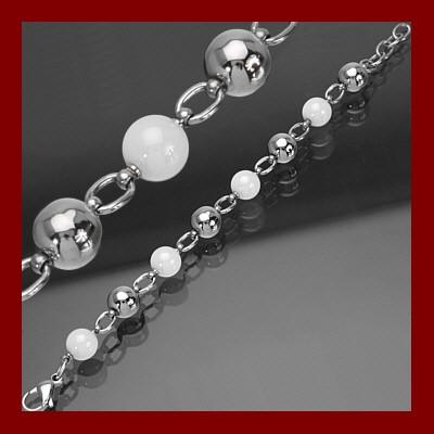 004872-900200-19--4872-19 Armband Edelstahl