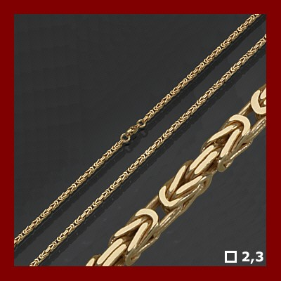 001914-811100-045--1914-45 Double Collier