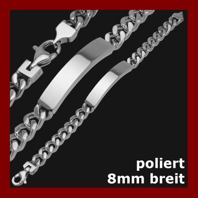 004758-900200-19--4758 Armband Edelstahl