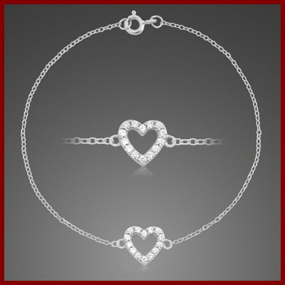 009264-200204-18--9264-18 Armband 925/-