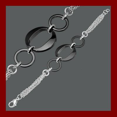 004875-900291-19--4875S-19 Armband Edelstahl