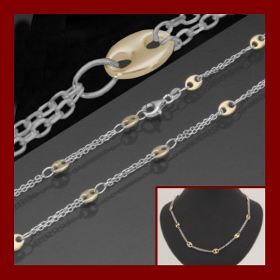 009313-231100-045--9313-45 Collier 925/-