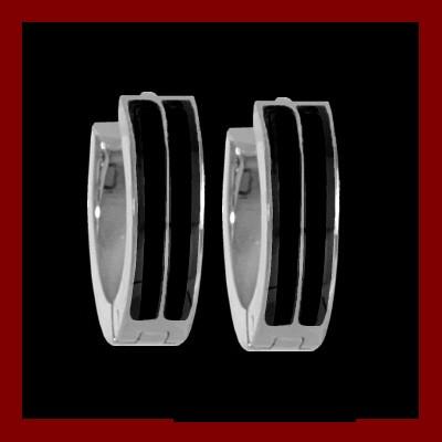 004501-901090--4501S Scharniercreolen Edelstahl