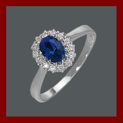 005945-200608-50--5945B Ring 925/-
