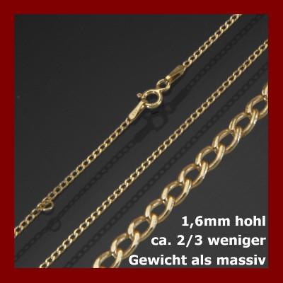 007088-301100-045--7088-45/42 Panzer-Kette hohl 333/-