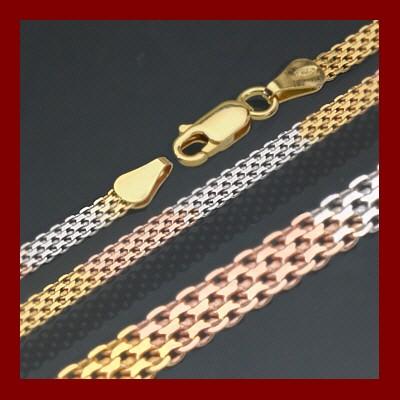 009307-200200-19--9307-19 Armband Bismarck 925/-